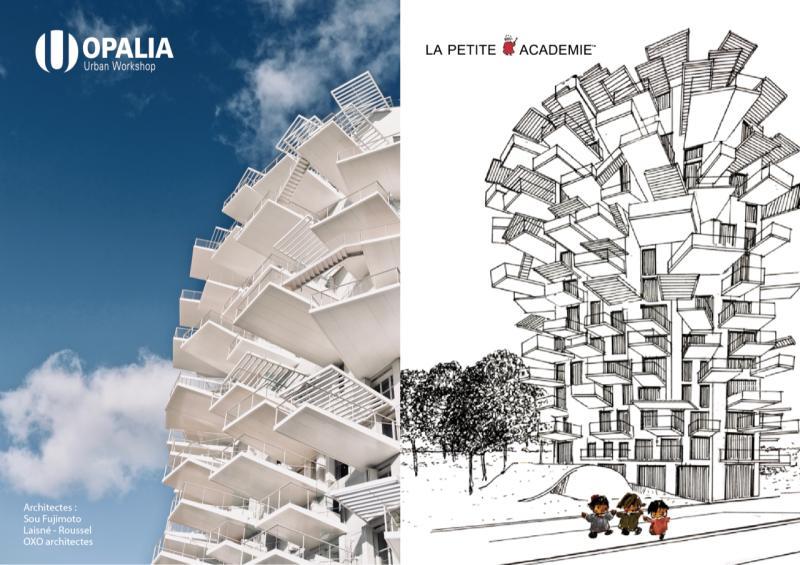 Le concours des petits architectes