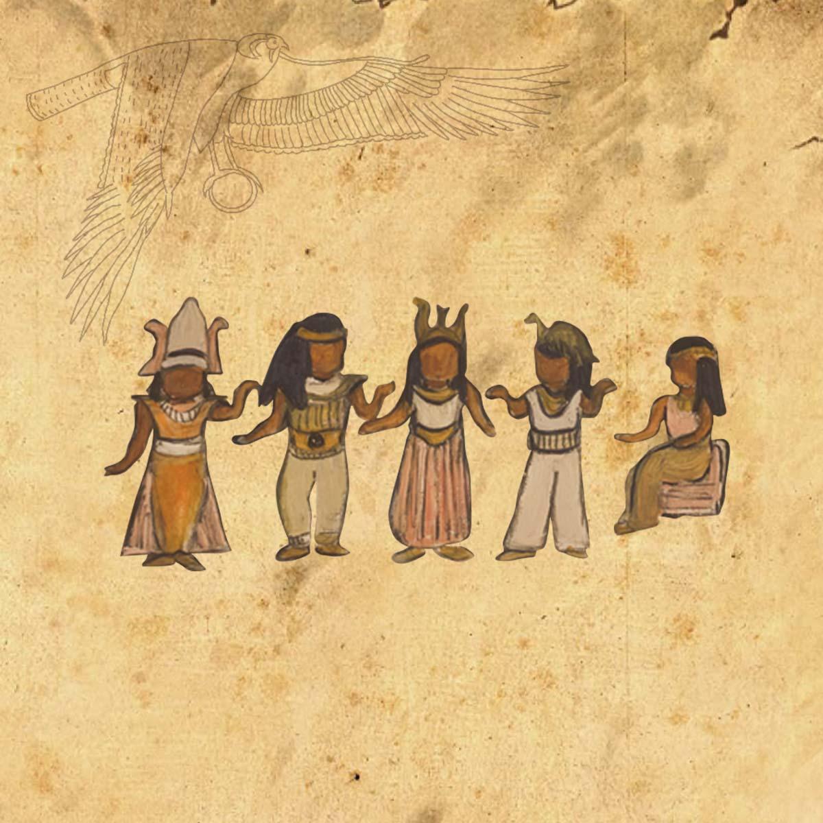 Sur la piste des pharaons